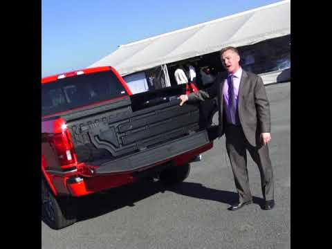Ford F-150 | West Coast Accessories | Bed Divider - YouTube