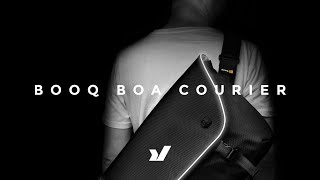 Booq Boa Courier Messenger Bag Thumbnail