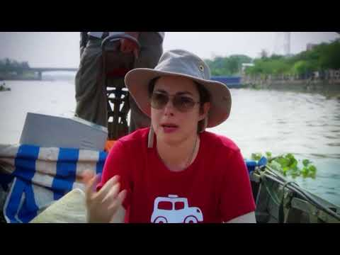 Mekong River with Sue Perkins