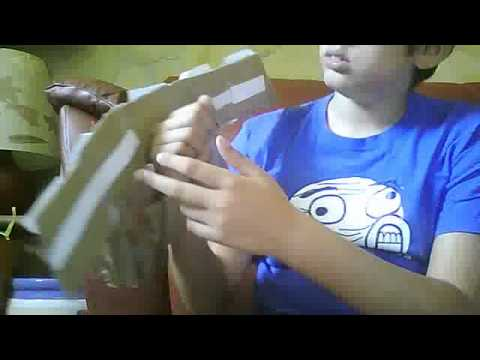 how to make a yugioh duel disk out of paper