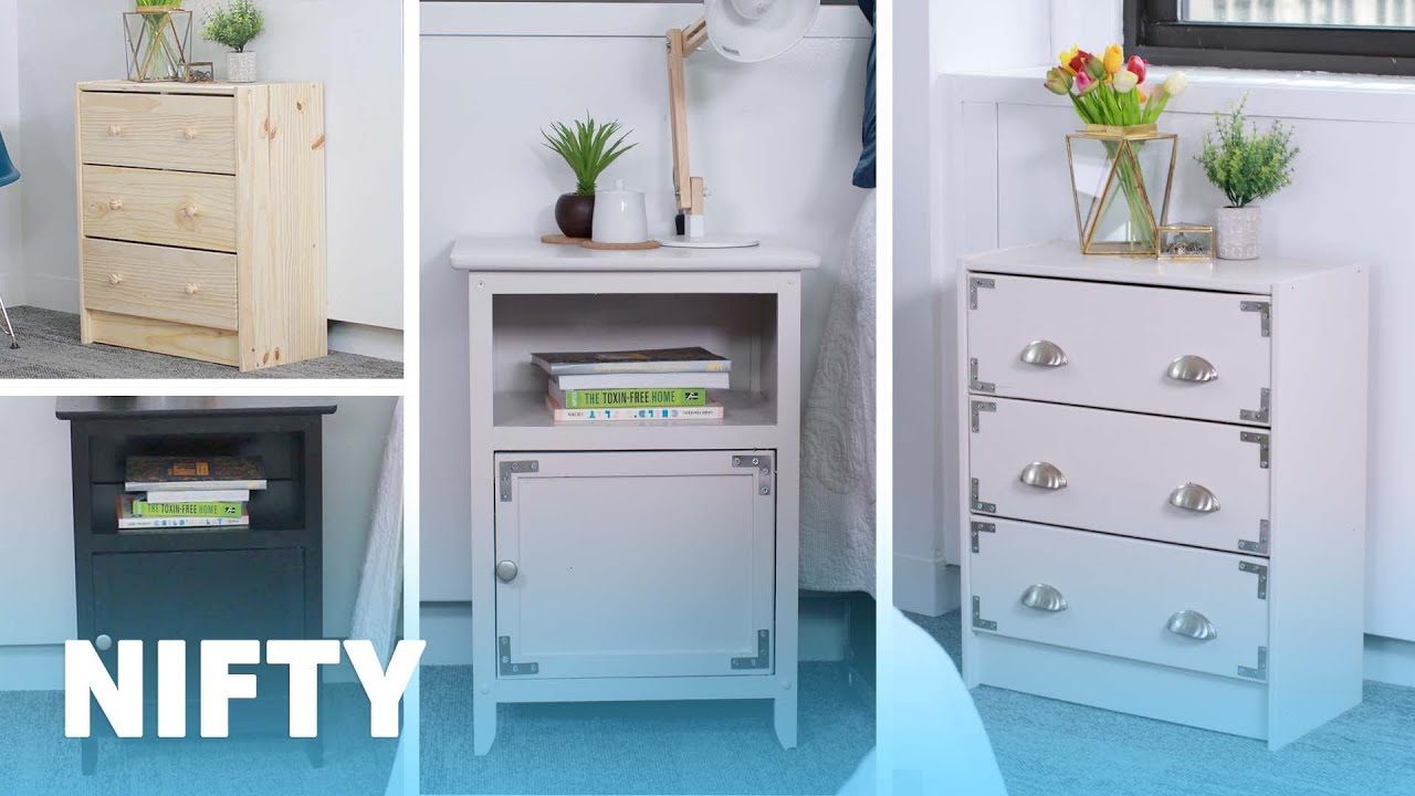 Upcyle Hand Me Down Furniture Into A Matching Bedroom Set