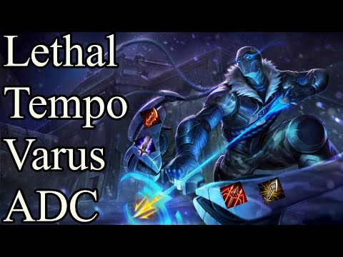 Arctic Ops Varus ADC
