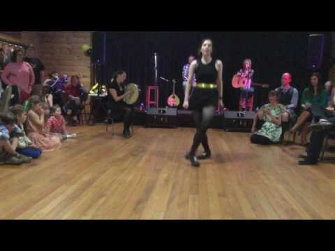 Bodhrán and Irish Dance Rhythm Piece - Southern Cross Irish Dance
