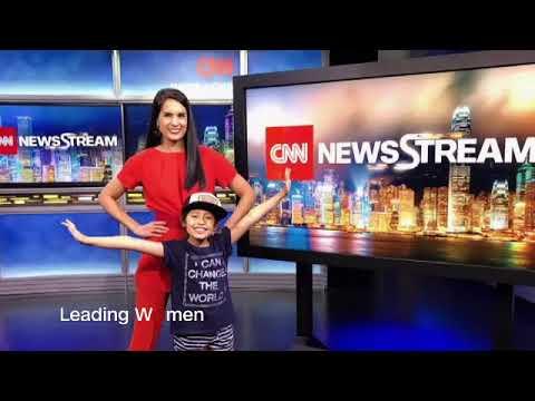 CNN Philippines Presents: Leading Women to #PressforProgress - Kristie Lu Stout