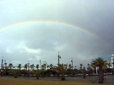 Rainbow, Victoria and Alfred waterfront, Cape Town