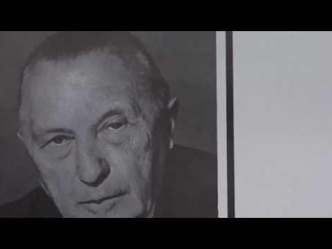 Wer war Konrad Adenauer ?