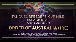Vidéo de la course PMU FANDUEL BREEDERS' CUP MILE