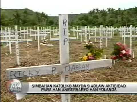 TV Patrol Tacloban - November 4, 2014