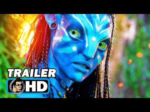 Random Movie Pick - AVATAR Official Final Trailer (2009) James Cameron Sci-Fi Action Movie HD YouTube Trailer