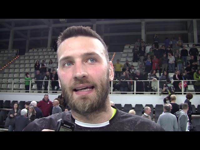 "Sperandio dopo Trento-Padova 3-0: ""gara in salita per tutti e tre i set"""