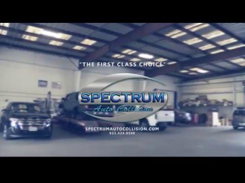Spectrum Auto Collision Repair Commercial Auto Body Shop, Salinas, CA