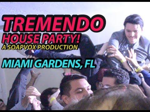 Insane House Party in Miami Gardens