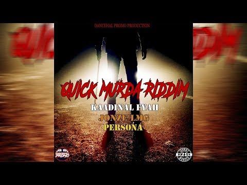 Quick Murda Riddim Mix (Prod. by Dancehall Promo)