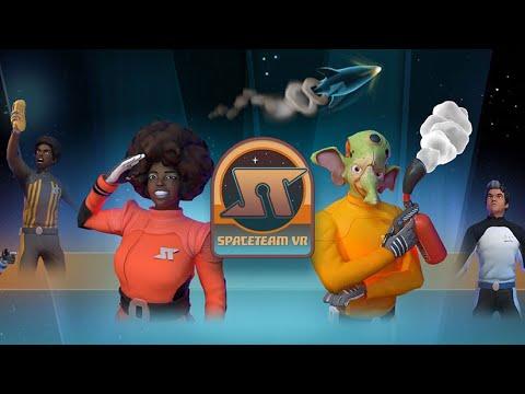 Spaceteam VR - Bande Annonce de lancement