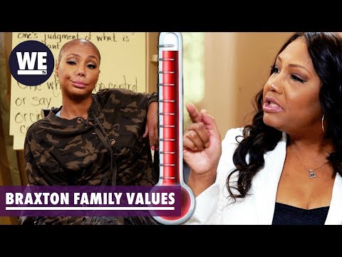 Traci is Over It | Braxton Family Values | WE tv