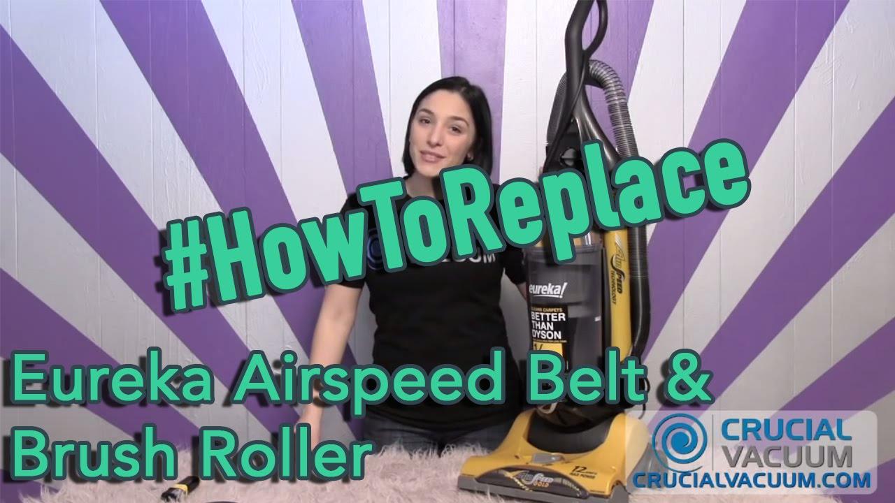 Eureka Airspeed Belt Amp Brush Roller Replacement Part