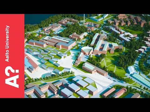 Otaniemi campus vision in brief