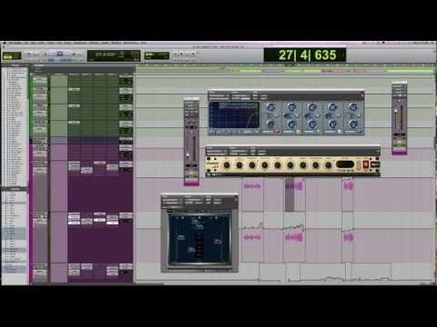 Into The Lair #49 - Manipulating Top End on Vocal Tracks