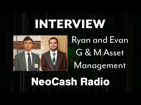 G and M Asset Management Interview with Founders