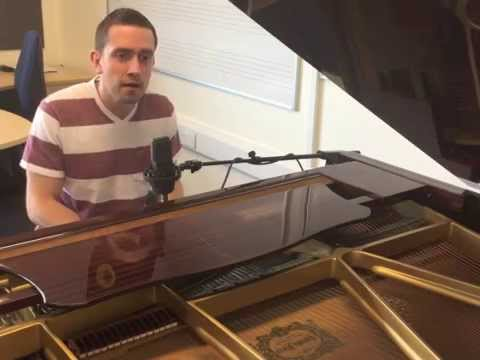 Song For Whoever piano    Darren Rampton