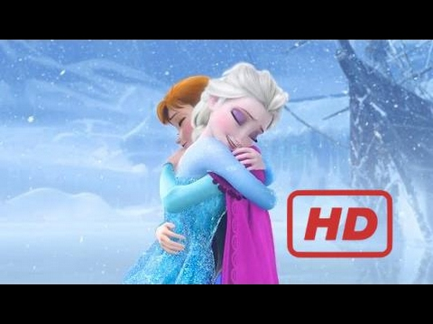 Frozen – Elsa,Anna Best Scenes – Let it go | Best Animated Movie Of All Time-Walt Disney Animation