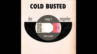 mister T. - Afro Fillings (Cold Busted / 7 inch Vinyl B Side)