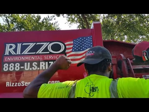 Refuse Trucks: Rizzo Environmental Services