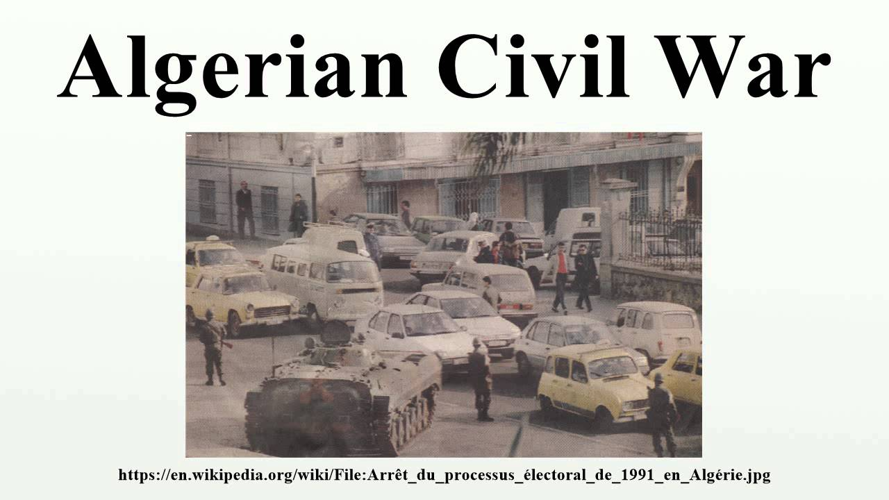 the algerian civil war 1992 2002 The algerian civil war was an armed conflict between the algerian government and various islamic rebel groups which began in 1991 following a coup negating an islamist electoral victory.