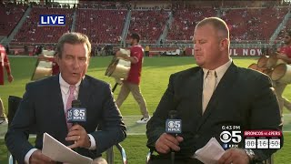 49ers Helping Reuben Foster Distance Himself From Family Turmoil
