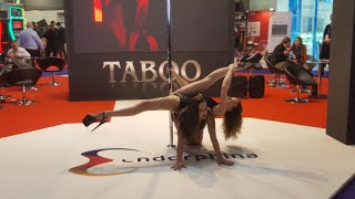 Pole dancers and hostesses: ICE Totally Gaming conference