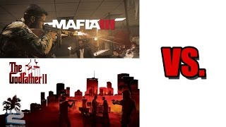 Mafia 3 vs Godfather 2