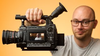 This $800 Cinema Camera is Fantastic!
