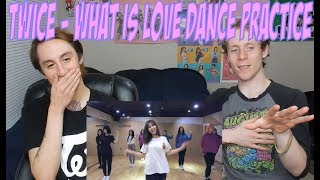 Video Twice - What is Love [Dance Practice Once Ver. Reaction] download MP3, 3GP, MP4, WEBM, AVI, FLV Mei 2018