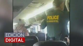 ¿Qué hacer si un agente de Inmigración exige la presentación de documentos en un autobús?