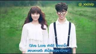 [ Karaoke Thaisub ] AKMU - Give Love
