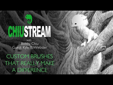 Custom brushes that really make a difference