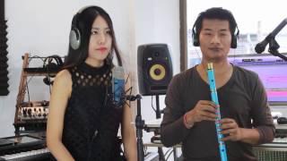 (Cover) พรากรัก Ost. บางระจัน เจนนิเฟอร์ คิ้ม - Feat. (ขลุ่ย) อรัญ & (ร้อง,ซออู้) น้องปลา พีรัญยา
