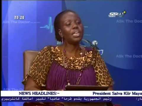 South Sudan TV - Ask the Doctor