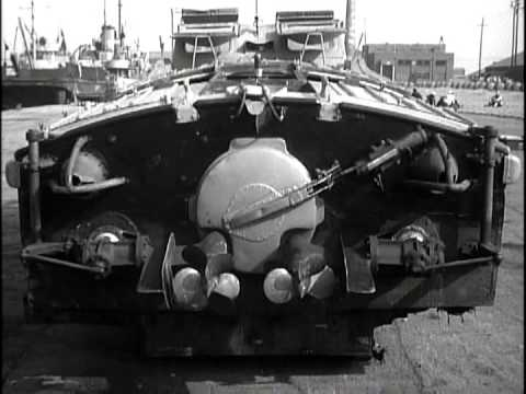 SNEAK CRAFT: Top Secret German and Italian U-Boat Submarines of WWII | Documentary Video