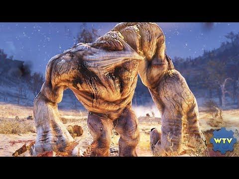 Grafton Monster The Full Story - Grafton Monster Revisited   Fallout 76