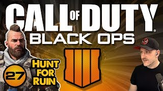 COD Black Ops 4 // HUNTING FOR RUIN CHARACTER // PS4 Pro // Call of Duty Blackout Live Stream / #27