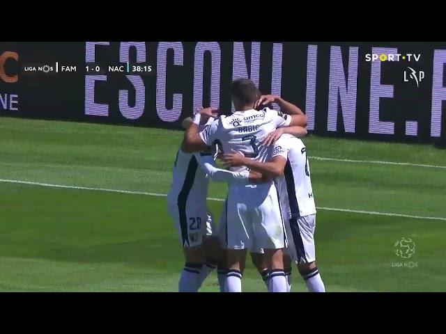 Goal | Golo Ivo Rodrigues: Famalicão (1)-0 CD Nacional (Liga 20/21 #33)