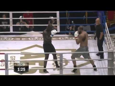 Badr Hari vs Ismael Londt Full Fight 2015 HD K1