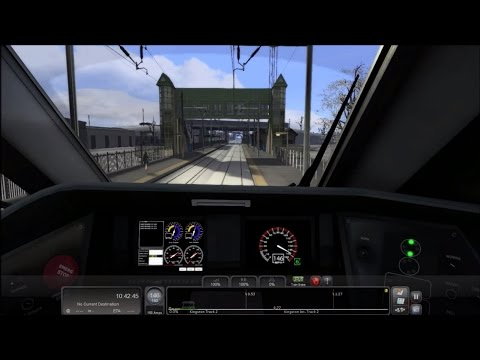 Train Simulator 2016 HD: Acela Express Inaugural Run Train 2150 15th Anniversary Special (Cab Ride)