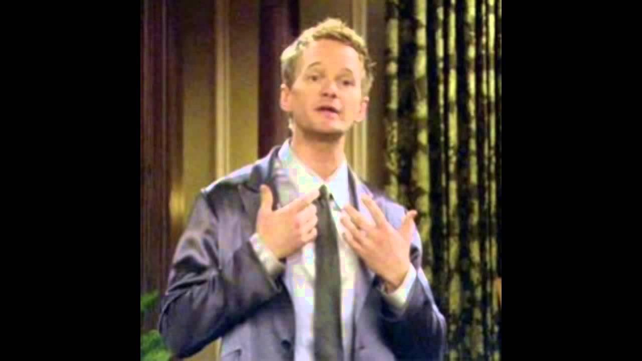 Suit Up Barney Stinson Youtube