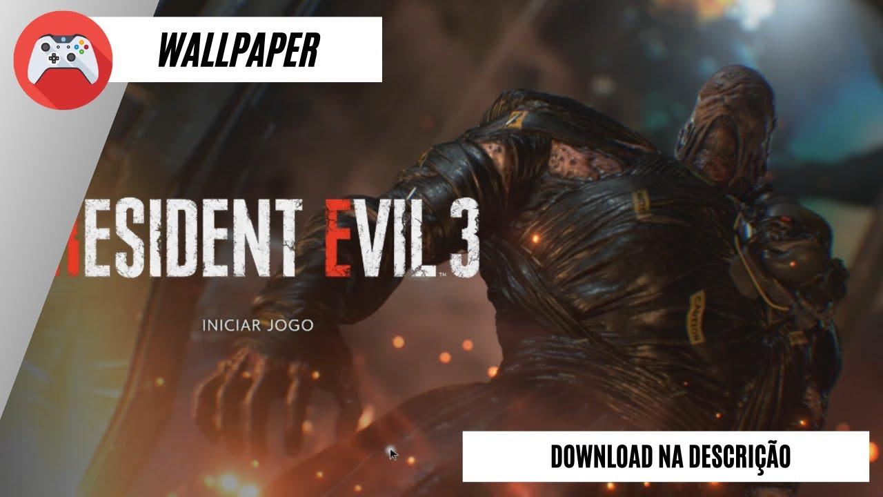 Animated Wallpaper Resident Evil 3 Wallpaperengine