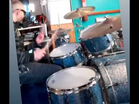 Paolo Scuto drum groove solo jazz comping be bop ride pattern