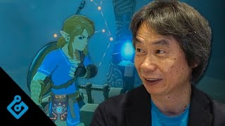 Miyamoto on Breath of the Wild's Innovations and Zelda's Future