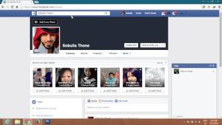 Facebook Trusted Contacts Using Gain Access  Your Unlocked Account.(Full show)
