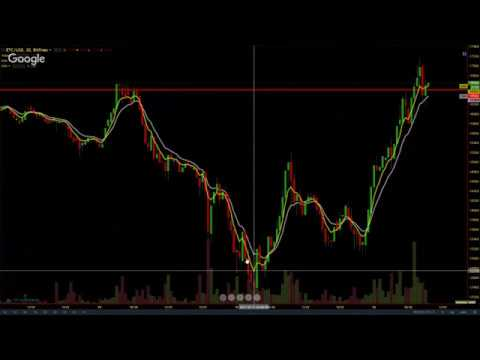 Live Crypto Trading with CryptoTrader: THE BOTTOM HAS YET TO HIT!